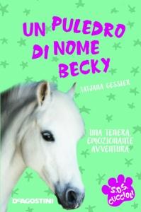 Un puledro di nome Becky - nuova veste grafica