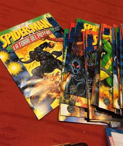 Spider-Man: La torre del potere